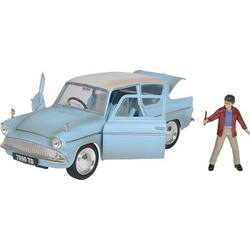 Harry Potter mit Ford Anglia
