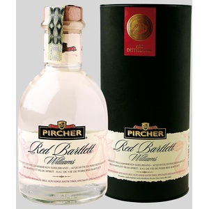 Pircher Wililiams Red Bartlett 0,7l 40%