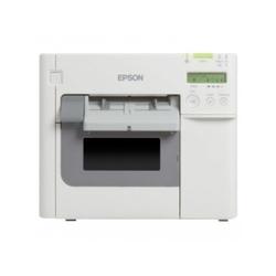 TM-C3500 - 4farbiger Tintenstrahldrucker für Endlospapier- und Etikettendruck, USB und Ethernet, Autocutter