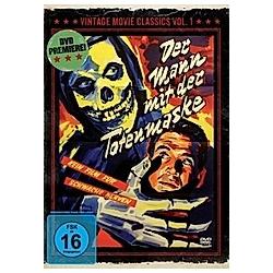 Der Mann mit der Totenmaske Limited Edition - DVD  Filme