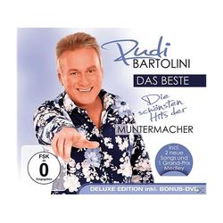 Rudi Bartolini - Das Beste-Die schönsten Hits (CD + DVD Video)