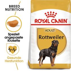 ROYAL CANIN Rottweiler Adult Hundefutter trocken 24 kg (2 x 12kg)
