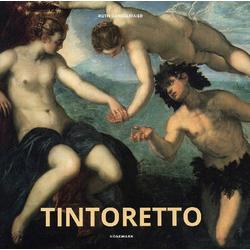 Tintoretto als Buch von Ruth Dangelmaier