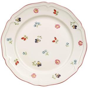 Villeroy & Boch Petite Fleur Frühstücksteller, Porzellan, weiß, 21 cm