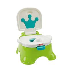 Mattel® Töpfchen Fisher-Price mitwachsendes Lern-Töpfchen &