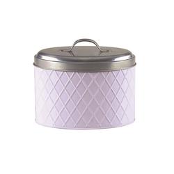 Michelino Keksdose Keksdose mit Griff, Metall, (1-tlg) lila