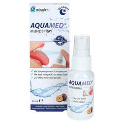 MIRADENT Aquamed Mundtrockenheit Spray 30 ml