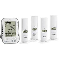 TFA Dostmann KLIMALOGG PRO Profi Set Luftfeuchtemessgerät (Hygrometer) 1% rF 99% rF Raumklima Profi