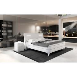 Sofa Dreams Boxspringbett Evo, Evo 140 cm x 50 cm
