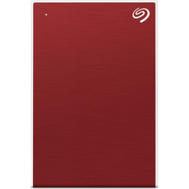Seagate Backup Plus Slim 1TB USB 3.0 rot (STHN1000403)