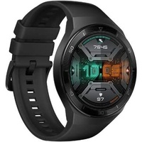 2e, Smartwatch AMOLED 3,53 cm (1.39 Zoll) Schwarz GPS