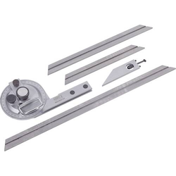 Horex 2410522 Winkelmesser-Set 5er Set 180°