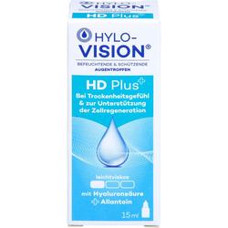 HYLO-VISION HD Plus Augentropfen 15 ml