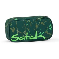 Satch Schlamperbox Green Compass