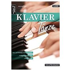 Klaviertänze. Valenthin Engel  - Buch