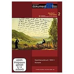 Epochenumbruch 1800, 2 DVDs
