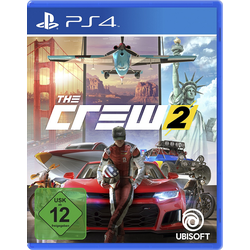 PS4 Spiel The Crew 2 USK: 12