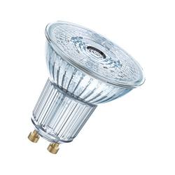 Osram 815872 LED HV-Lampe PAR16 6,9W GU10 120° 575lm 2700K Ersatz für 80W, Lebensdauer 25.000h