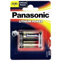 Photobatterie Lithium 2CR5