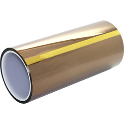 Polyimid Folie 200mm x 33m / hitzebeständig