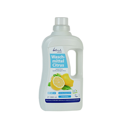 ULRICH natürlich Waschmittel Citrus 1 Liter
