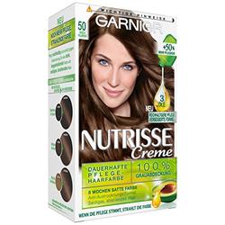 Loreal, Garnier Nutrisse Creme Pflegende Intensive-Coloration Mocca 50