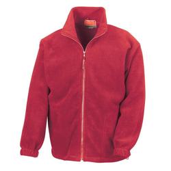 Result Fleecejacke Polartherm™ Active Fleece Jacke RT36 rot XL