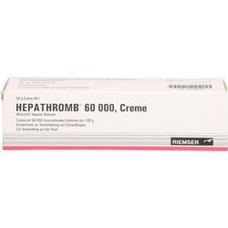 HEPATHROMB Creme 60.000 50 g