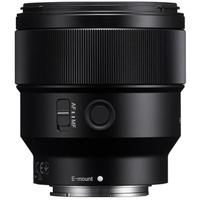 Sony 85 mm F1,8 FE (SEL85F18)