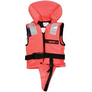 Lalizas Schwimmweste Rettungsweste Child, 45N, für Kinder, 3 - 7 Jahre, 15 - 30 kg, orange
