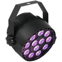 Eurolite 42110193 DMX LED-Effektstrahler Anzahl LEDs (Details):12