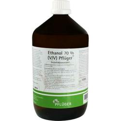 Ethanol 70% (V/V) Pflüger
