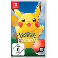 Pokemon: Let's Go, Pikachu! (USK) (Nintendo Switch)