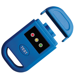 BGS 63535 Messgerät zur Prüfung der Lackstärke mit Rot / Geld / GRÜN Anzeige