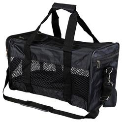 Trixie Tasche Ryan schwarz, Nylon, Maße: 26 x 27 x 47 cm