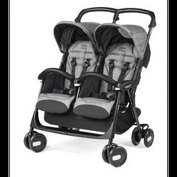 Twin Kinderwagen Peg Perego Aria Twin Shopper Cinder