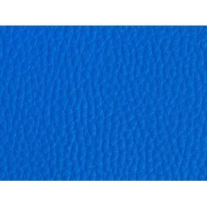 Kunstleder Leder Meterware Polsterstoff Stoff 140cm Bezugsstoff blau