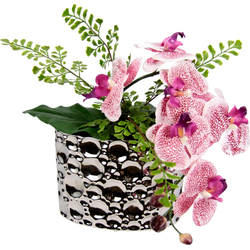 Kunstpflanze Orchidee, I.GE.A., Höhe 23 cm