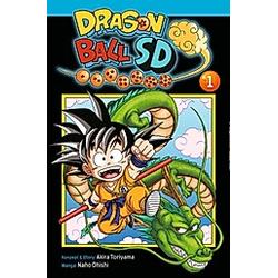 Dragon Ball SD Bd.1. Naho Ohishi  - Buch