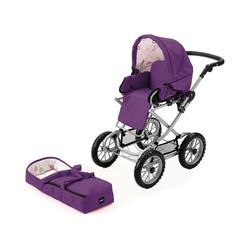 BRIO® Puppenwagen Puppenwagen Combi, violett
