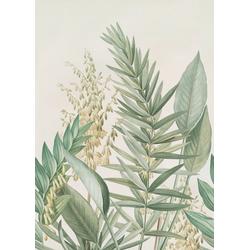 Art for the home Fototapete Palmlilie, (4 St)
