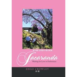 Jacaranda als Buch von Zhao Crowley