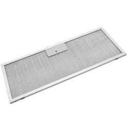 vhbw Filter Metallfettfilter, Dauerfilter 45,9 x 17,7 x 0,85 cm passend für Whirlpool AKR 650, AKR 769, AKR 770, AKR 771 Dunstabzugshaube Metall