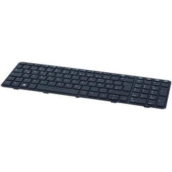 HP - 721953-041 - Tastatur - Tastatur - Schwarz