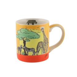 Mila Becher Mila Keramik-Becher Afrika, MI-80211