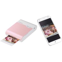 Canon SELPHY Square QX10 Fotodrucker, (WLAN (Wi-Fi) rosa