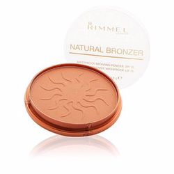 NATURAL BRONZER SPF15 #027-sun dance