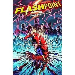Flashpoint. Geoff Johns  - Buch