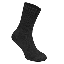 Highlander Norwegische Armee Socken schwarz, Größe L/44-47