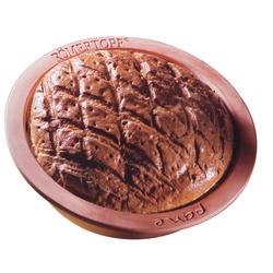 Brotbackform Pane, rund, 31 x 9,5 cm